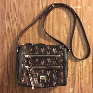 DOONEY & BOURKE Signature Crossbody Bag
